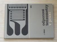 Němec - Odporové tenzometry v praxi (1967)