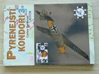 Barberán - Pyrenejští kondoři 3 (2019) Modrá divize a španělští letci na východní frontě 1941-44