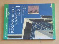 Barták - Rekonstrukce v panelovém domě I. - Bytová jádra, příčky (1999)