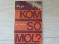Iljinskij - Co je to KOMSOMOL? (Novosti Moskva 1978) česky