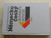 Kejvanová - Německo-český stavební slovník (1993)