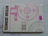 Kochman - Technické kreslení (1968) Učebnice pro pedagogické fakulty