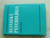 Kondáš - Klinická psychológia (1977) slovensky