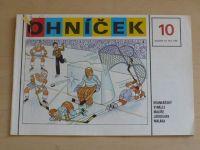 Ohníček 10 (1985) ročník XXXV.