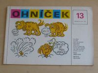 Ohníček 13 (1982) ročník XXXII.