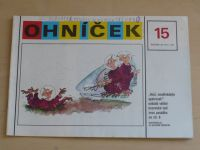 Ohníček 15 (1985) ročník XXXV.
