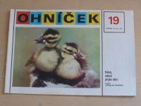 Ohníček 19 (1985) ročník XXXV.