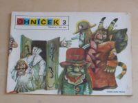 Ohníček 3 (1989) ročník XL.