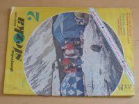 Pionýrská stezka 2 (1989) ročník XX.