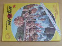 Pionýrská stezka 8 (1984) ročník XIV.
