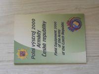 Polní výstroj 2000 Armády České republiky (Avis 2000) česky, anglicky