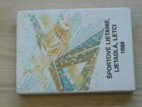 Štefánik - Športové lietanie, lietadlá, letci (1985) slovensky