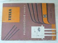 Tesla - Polovodičové prvky - Leden 1970