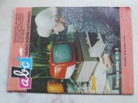 ABC 1-24 (1983-84) ročník XXVIII. (chybí čísla 1, 4-5, 7, 11, 13, 16, 18-22, 12 čísel)