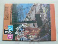 ABC 1-24 (1984-85) ročník XXIX. (chybí čísla 1-2, 7-12, 15-17, 20, 12 čísel)