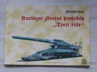 """Hák - Kuriózní zbrojní projekty """"Třetí říše"""" (1997)"""