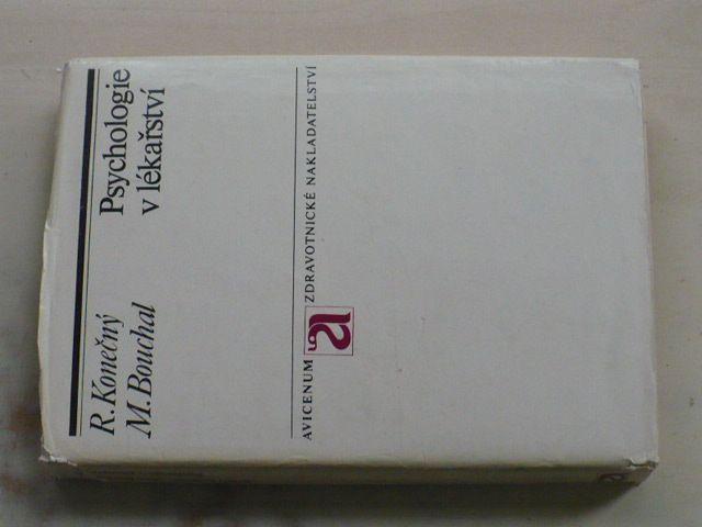 Konečný - Psychologie v lékařství (1979)