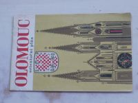 Orientační plán - 1 : 10 000 - Olomouc (1967)