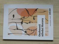 Osobnosti střední Moravy - kalendář výročí 2020