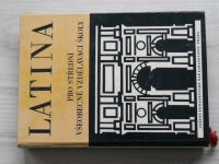 Špaňár, Kettner - Latina pro střední všeobecné vzdělávací školy (1968)