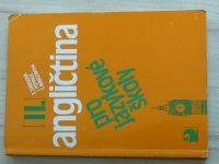 Zábojová, Peprník, Nangonová - Angličtina pro jazykové školy II (1997)