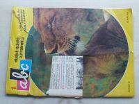 ABC 1-24 (1989-90) ročník XXXIV. (chybí čísla 5, 7, 9, 12-13, 15-16, 20, 23-24, 14 čísel)
