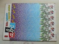 ABC 1-24 (1994-95) ročník XXXIX. (chybí čísla 1-7, 19, 21, 23-24, 13 čísel)