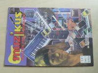 Muzikus 1-12 (1991) ročník I. (chybí čísla 9-12, 8 čísel)