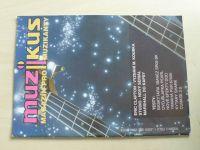Muzikus 1-12 (1992) ročník II. (chybí číslo 10, 11 čísel)