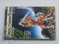 The magazine of Fantasy & Science Fiction CS EDITION - Griffin, Clarke, Knight, Bester (1992)