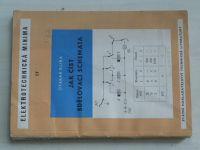 Elektrotechnická minima 17 - Klika - Jak číst sdělovací schemata (1957)