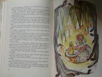 Lisická - Pohádky a pověsti z Moravské brány (1968) il. A. Grmelová