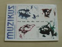 Muzikus 1-12 (1998) ročník VIII. (chybí čísla 2, 9, 10 čísel)