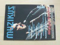 Muzikus 1-12 (2000) ročník X. (chybí číslo 12, 11 čísel)