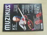 Muzikus 1-12 (2002) ročník XII.