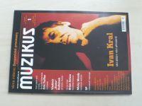 Muzikus 1-12 (2003) ročník XIII. (chybí číslo 10, 11 čísel)