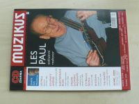 Muzikus 1-12 (2007) ročník XVII. (chybí čísla 10-12, 9 čísel)