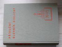 Škrabal - Příruční slovník biblický (1940)