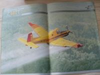Agricultural Plane Z137T Agro Turbo - Prospekt, anglicky
