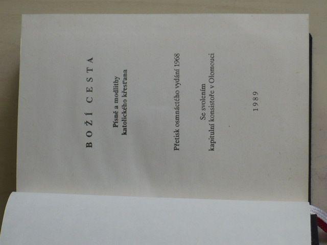 Boží cesta - Písně a modlitby katolického křesťana (1989)