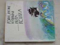 Čtvrtek - Podivuhodné vyprávění bývalého piráta Kolíska (1981)