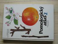 Kutina a kol. - Pomologický atlas 1, 2 (1991-2) 2 knihy