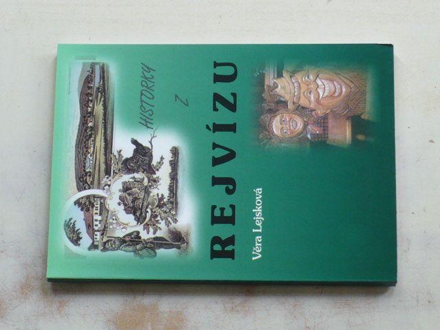 Lejsková - Historky z Rejvízu - co vše odvál čas (2000)
