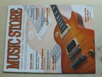 Music store 1-12 (2002) ročník V. (chybí číslo 12, 11 čísel)