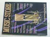 Music store 1-12 (2003) ročník VI. (chybí číslo 6, 11 čísel)