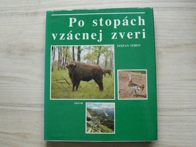 Teren - Po stopách vzácnej zveri (1987) slovensky