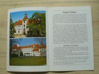 Třeboň - Město a zámek. příroda na Třeboňsku