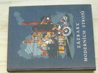 Bartoš, Klestil - Zázraky moderních strojů (1937) Kniha mládeže o československém průmyslu - Jawa...