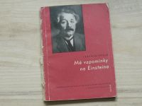 Infeld - Mé vzpomínky na Einsteina (1959)