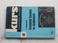 Kurs 90 - Dobrovolný - Technické kreslení ve strojírenství (1965)